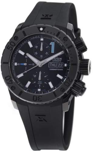 Edox Men's 01111 37N NIN Class 1 Chronoffshore Limited Edition Watch