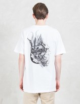 The Hundreds Smoke Bone T-Shirt