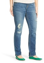 Liz Lange for Target Maternity Over the Belly Straight Leg Jeans - Liz Lange® for Target