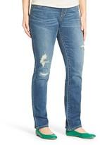 Liz Lange Maternity Over the Belly Straight Leg Jeans - Liz Lange® for Target