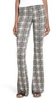 Volcom 'Desert Daisy' Print Flare Pants