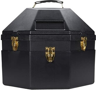 M&F Western Double Hat Can (Black) Handbags