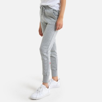 Converse Cotton Mix Joggers with Printed Leg
