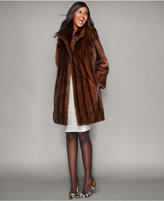 The Fur Vault Three-Quarter-Length Mink Fur Coat