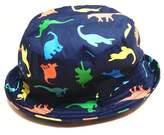 LUOEM Uniex Kid UVun Protective Hat Fiherman Bucket Cap Beach Hat for Outdoor