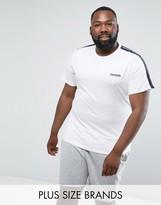 Lambretta Plus Taped T-Shirt