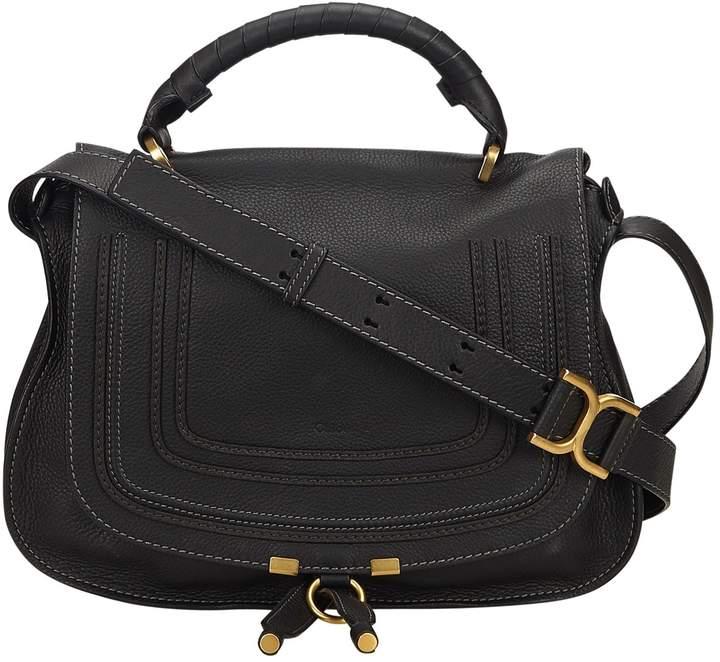 Chloé Marcie leather satchel