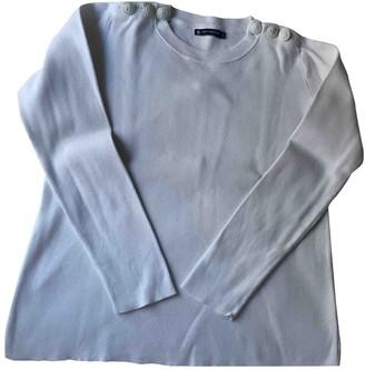Petit Bateau White Cotton Knitwear for Women