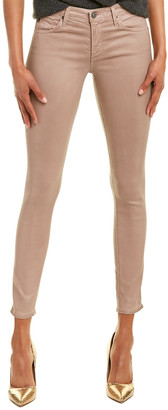AG Jeans The Legging Vintage Pink Waxed Super Skinny Ankle Cut