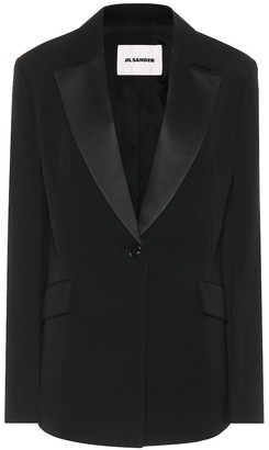 Jil Sander Virgin wool blazer