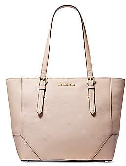 MICHAEL Michael Kors Women's Large Aria Leather Tote