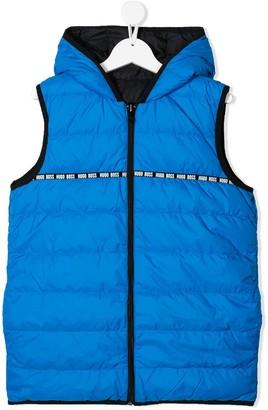 Boss Kids TEEN padded jacket