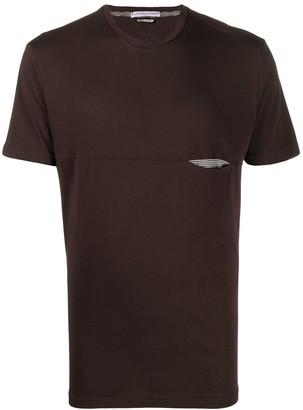 Daniele Alessandrini pocket detail T-shirt
