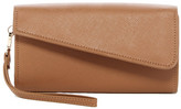 Sondra Roberts Faux Leather Wristlet Wallet