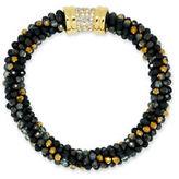 Anne Klein Mag Beaded Bracelet