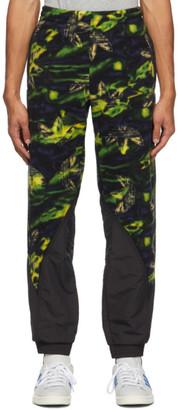 adidas Multicolor Polar Fleece Big Trefoil Track Pants