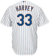Majestic Men's Matt Harvey New York Mets Replica Jersey