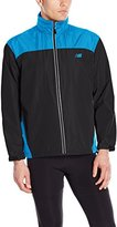 New Balance Men's Packable Polyester Jacket