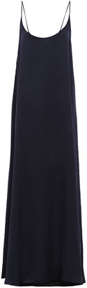 Mansur Gavriel Silk-satin Midi Slip Dress