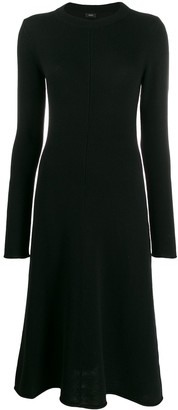 Joseph Knitted Midi Dress