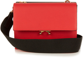 Marni Trunk wallet bi-colour cross-body bag