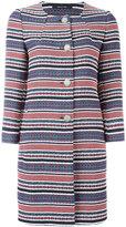 Tagliatore striped coat