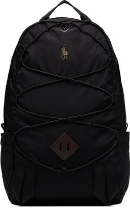 Polo Ralph Lauren Top Zip Logo Backpack
