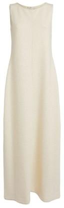 The Row Tulasse Crepe Maxi Dress
