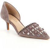 Antonio Melani Vivica Beaded d'Orsay Pumps