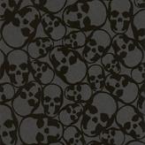 Graham & Brown Wallpaper Sample - Hulanicki Skull