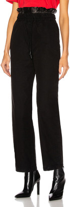 RtA Selena Pant in Black | FWRD