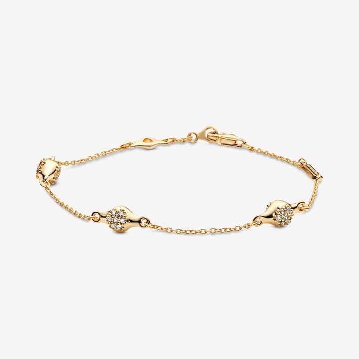 Pandora PaveModern LovePods Bracelet