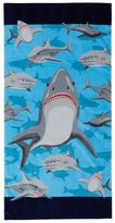 Pottery Barn Kids Shark Mini Beach Towel