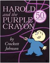 Harper Collins Harold and the Purple Crayon 50th Anniversary Edition