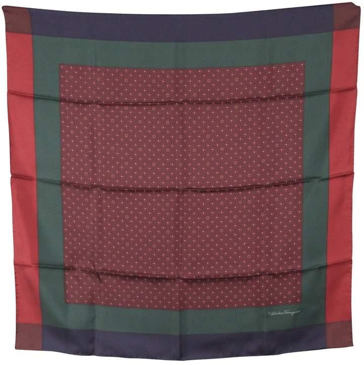 Salvatore Ferragamo Vintage Other Silk Scarves