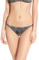 RVCA Women's Martian Ditsy Bikini Bottoms