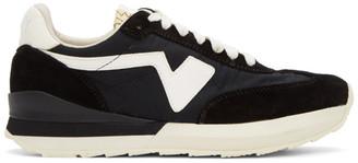 Visvim Black FKT Runner Sneakers