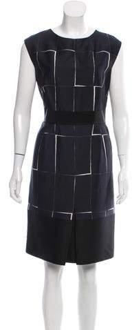 Giambattista Valli Wool & Silk-Blend Dress