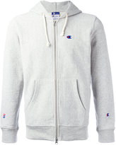 Champion zipped hoddy - men - Cotton/Polyester - M