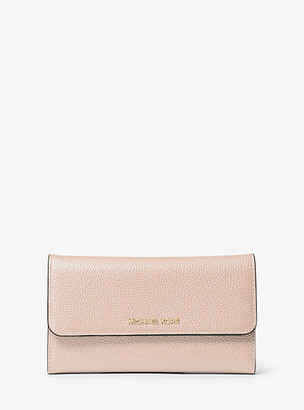 Michael Kors Tri-Fold Leather Wallet