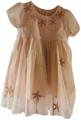 Stella McCartney Pink Polyester Dresses
