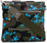 Valentino Camouflage Zandra Stars crossbody bag
