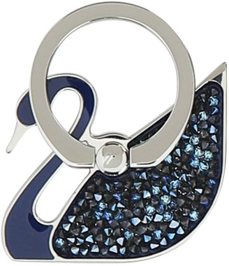 Swarovski Swan Sticker Phone Ring