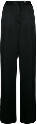 Emanuel Ungaro Pre Owned Straight-Leg Trousers