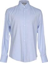 Brunello Cucinelli Shirts - Item 38652560