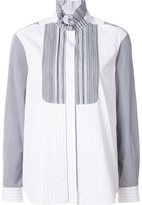 Sonia Rykiel ruffled collar shirt - women - Cotton - 36