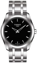 Tissot Men's Couturier Bracelet Watch, 39Mm
