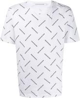 Calvin Klein Jeans all-over logo T-shirt