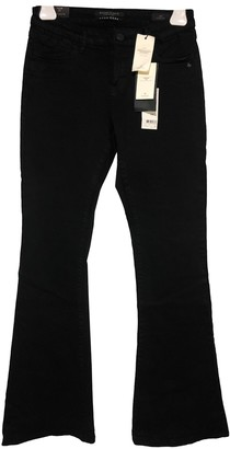 Maison Scotch Black Cotton - elasthane Jeans for Women