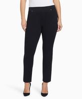 Gloria Vanderbilt Black Amanda Jeans - Plus